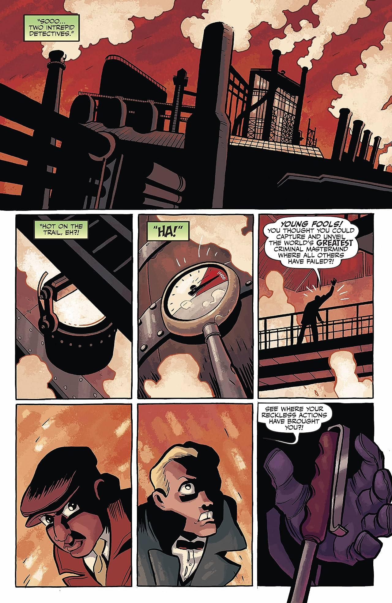 Will Eisner's The Spirit #5: Digital Exclusive Edition