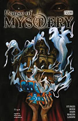 House of Mystery (2008-2011) No.15