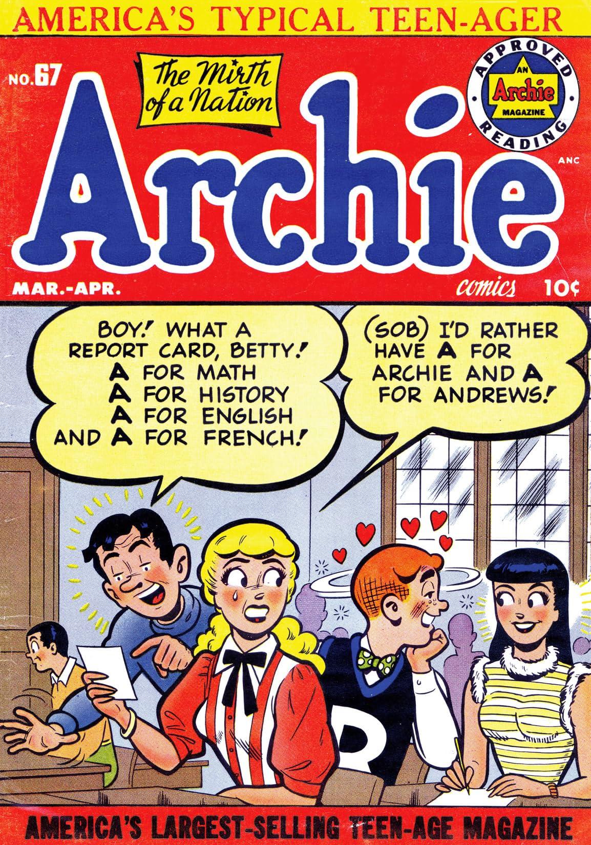 Archie #67