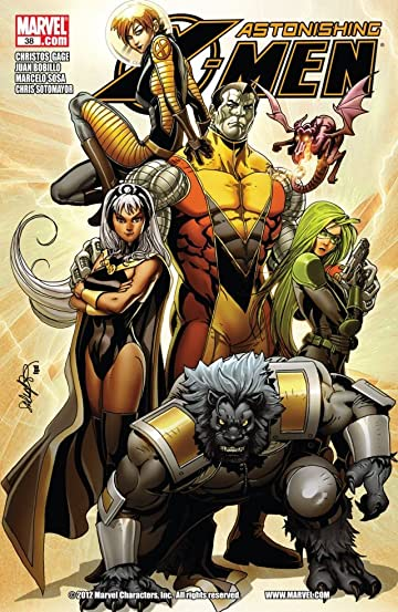 Astonishing X-Men (2004-2013) #38