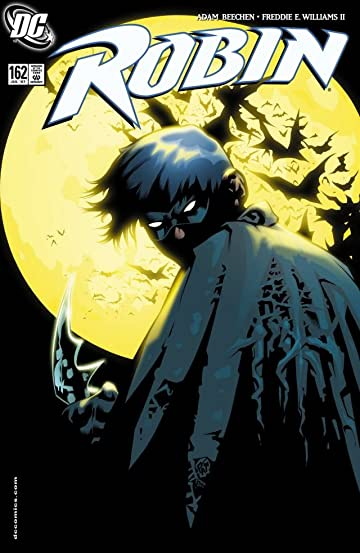 Robin (1993-2009) #162