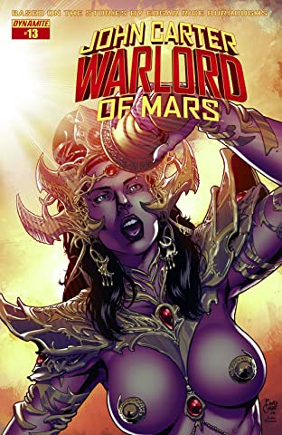John Carter: Warlord of Mars #13: Digital Exclusive Edition