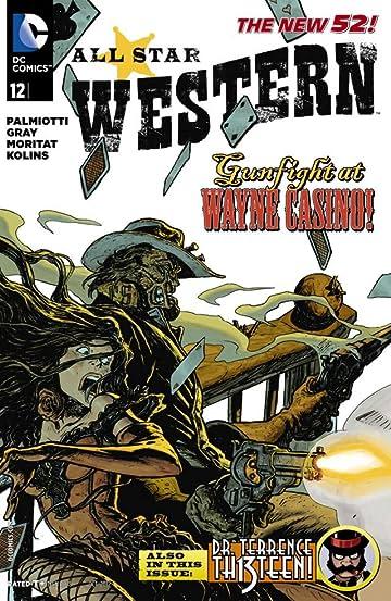 All Star Western (2011-2014) #12