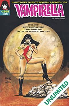 Vampirella 1969: Digital Exclusive Edition
