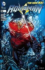 Aquaman (2011-) #12