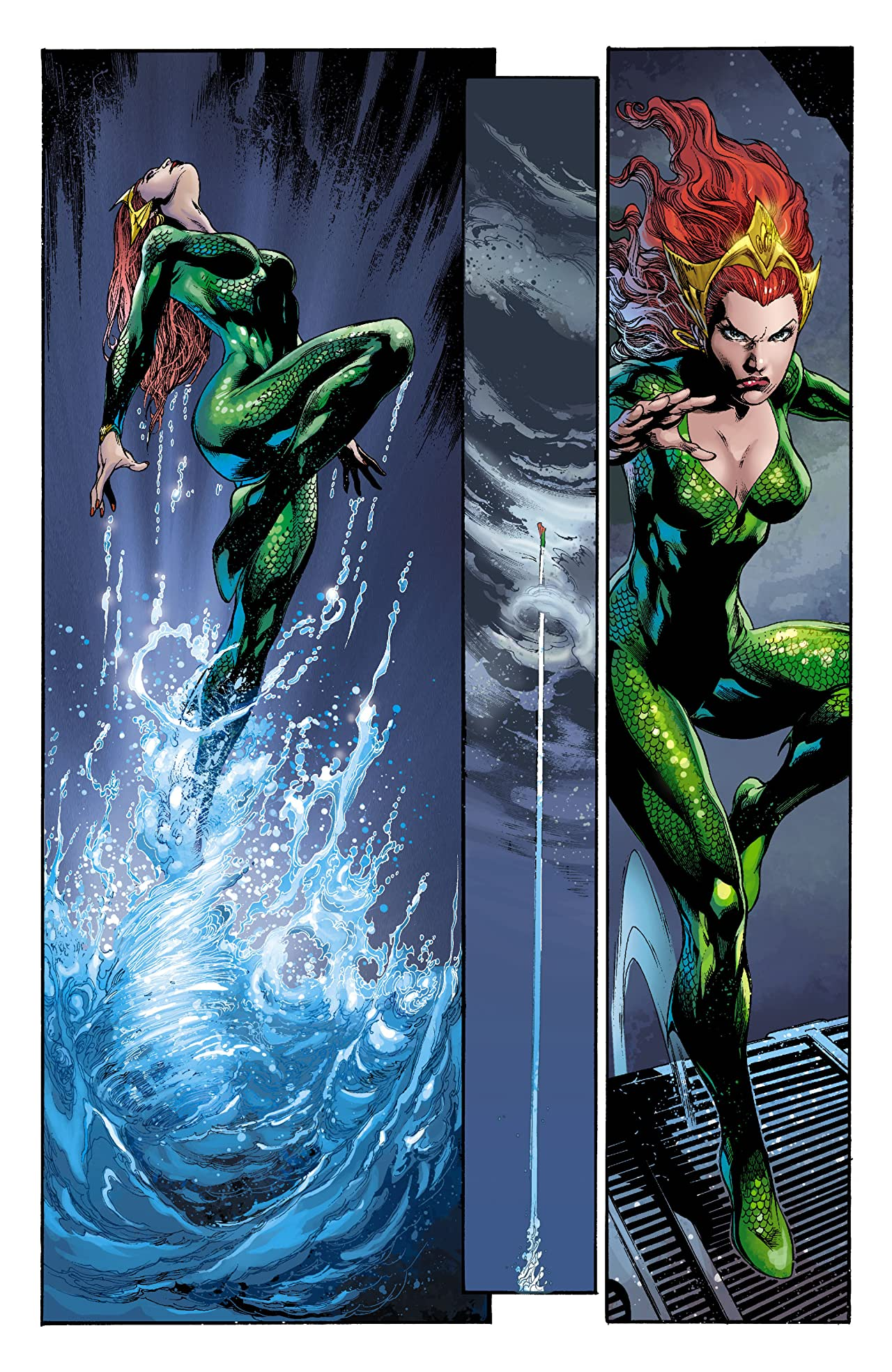 Aquaman (2011-2016) No.12