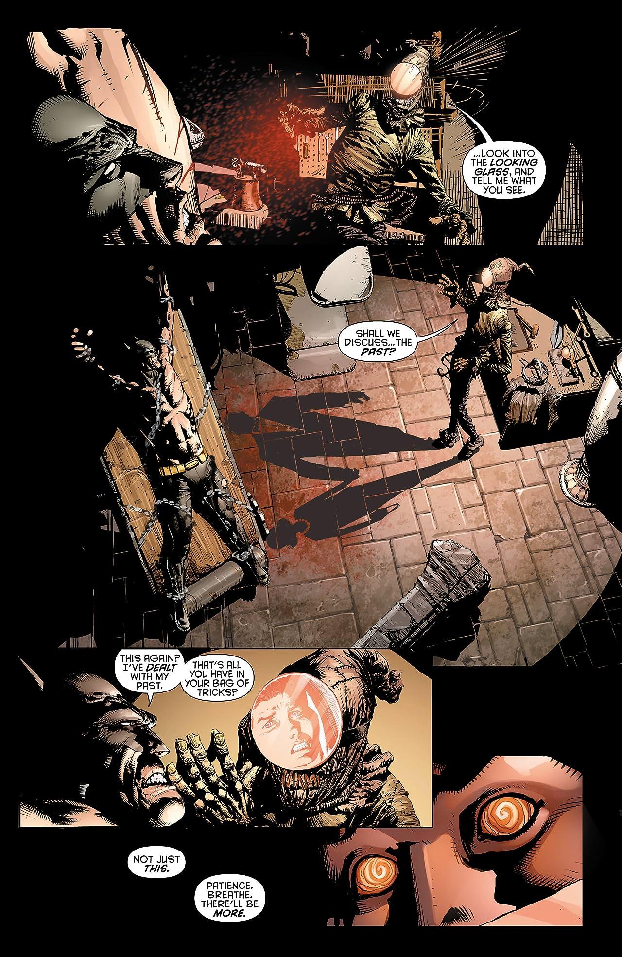 Batman: The Dark Knight (2011-2014) #12