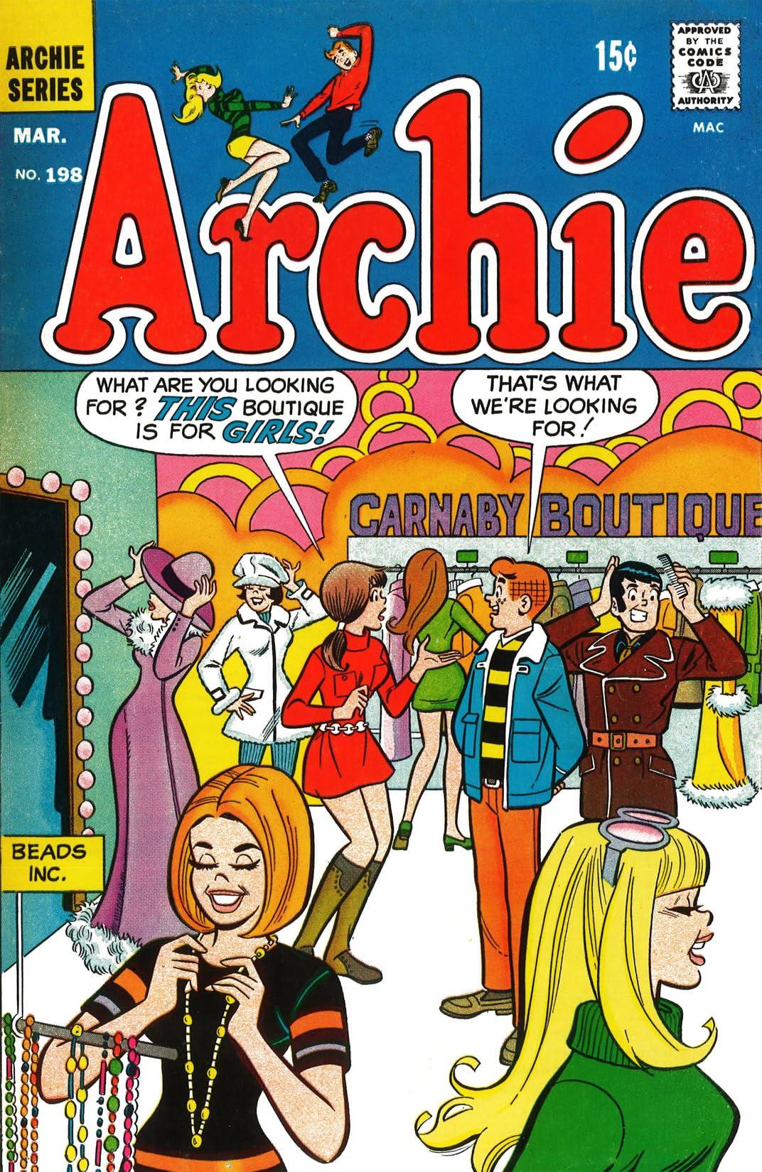 Archie #198