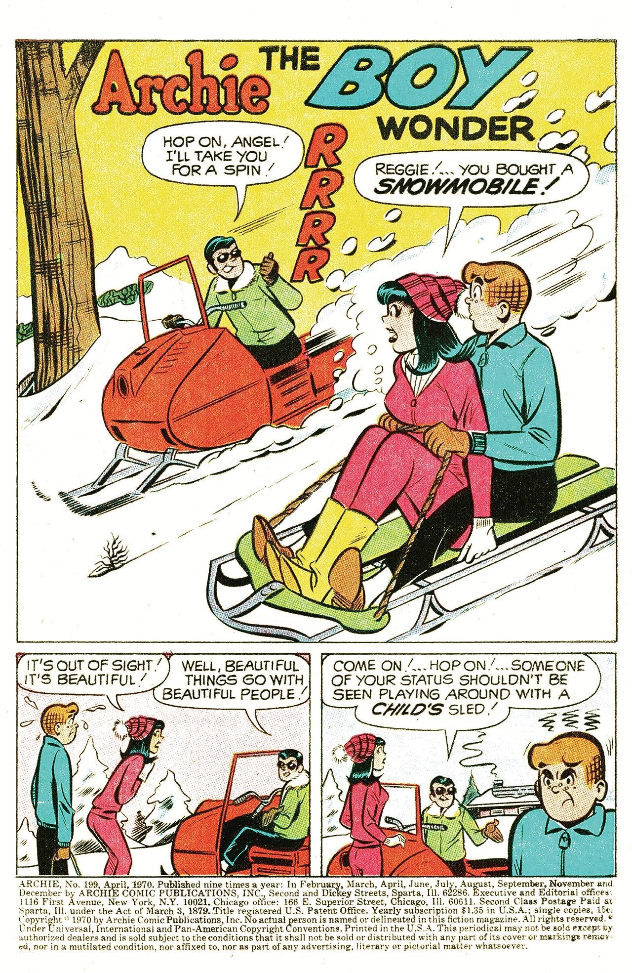Archie #199