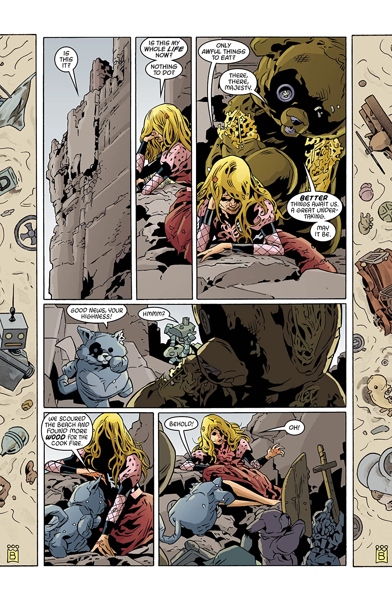 Fables #120
