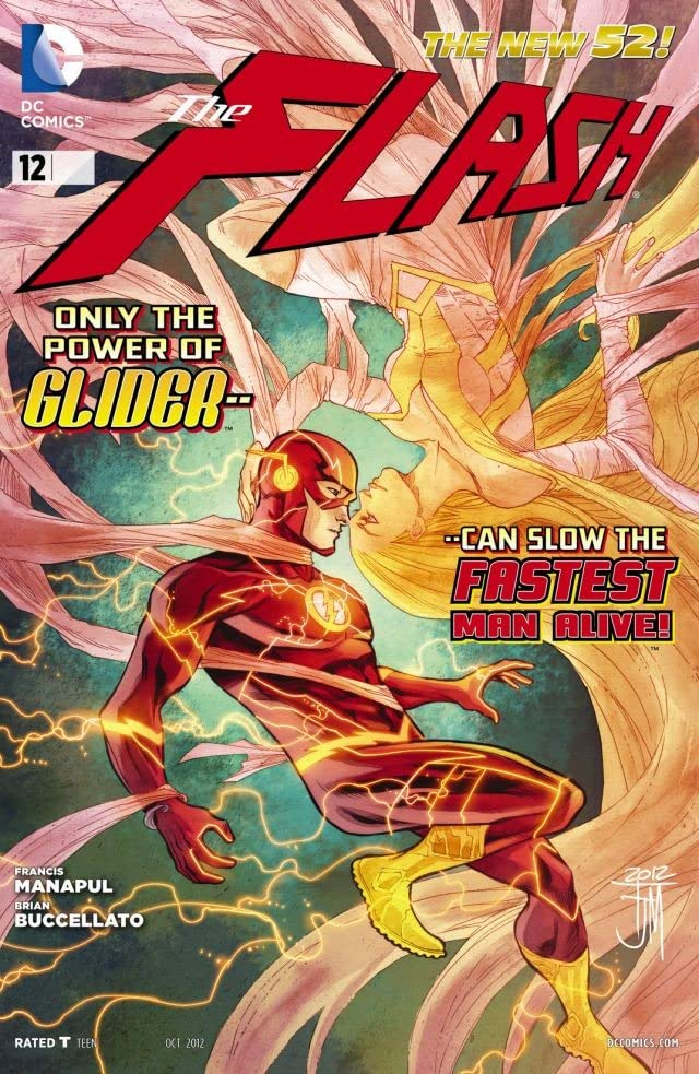 The Flash (2011-2016) #12