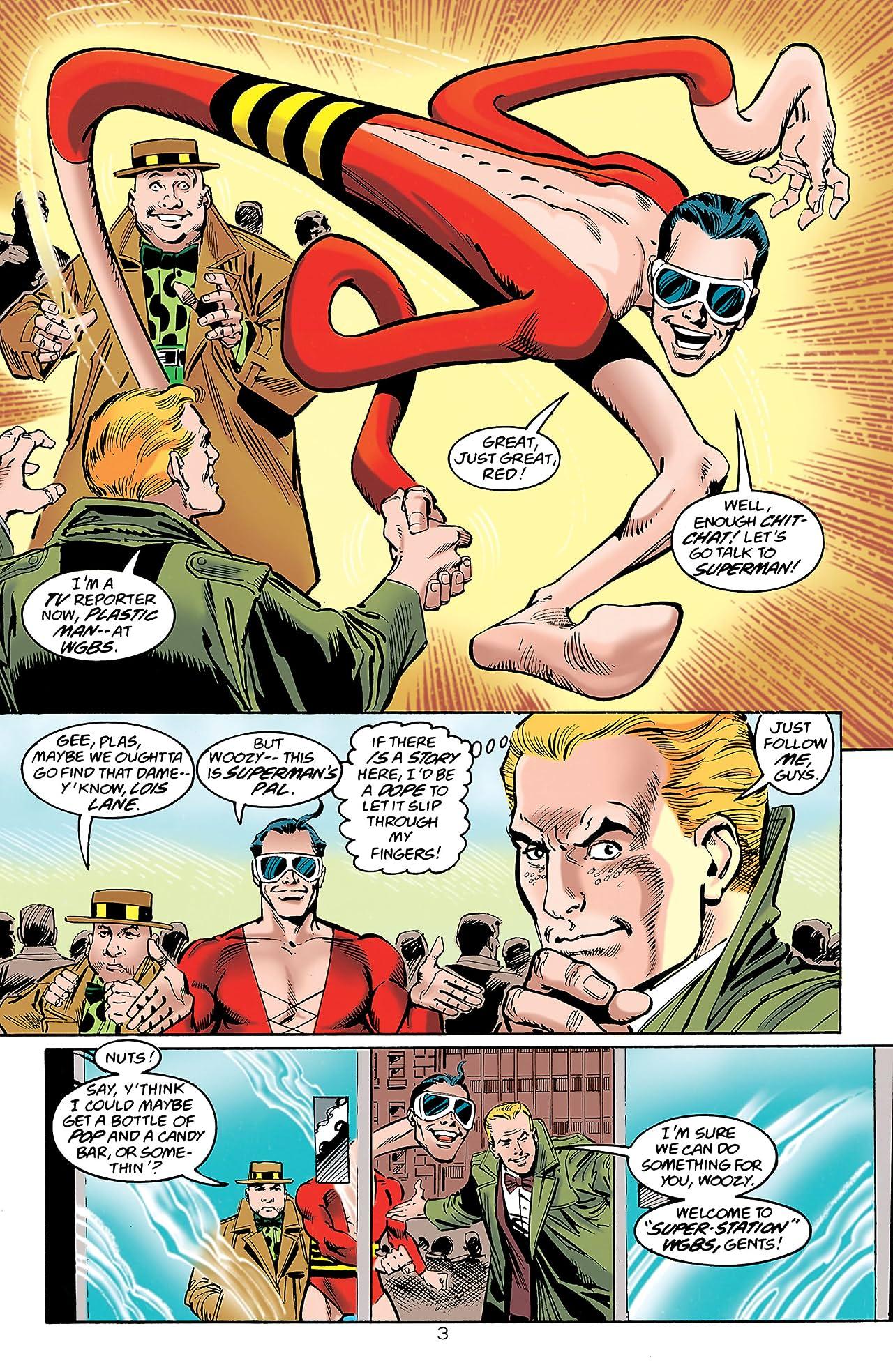 Superman (1987-2006) #110