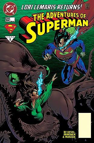 Adventures of Superman (1986-2006) #532