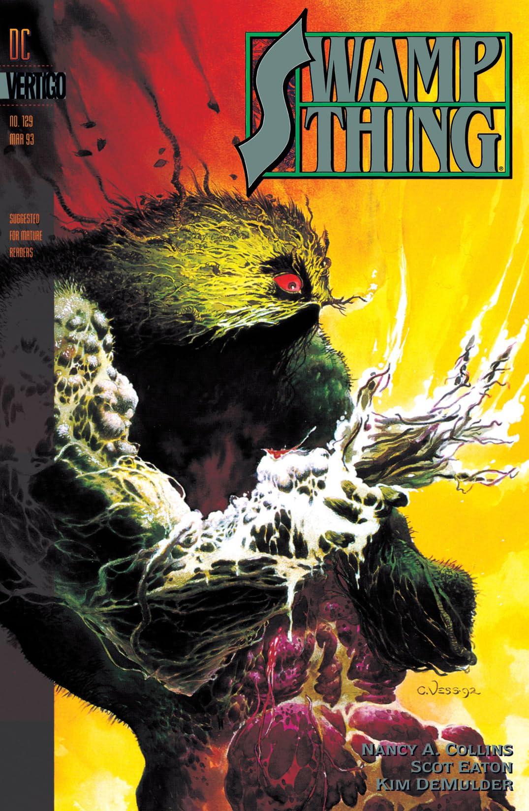 Swamp Thing (1982-1996) #129