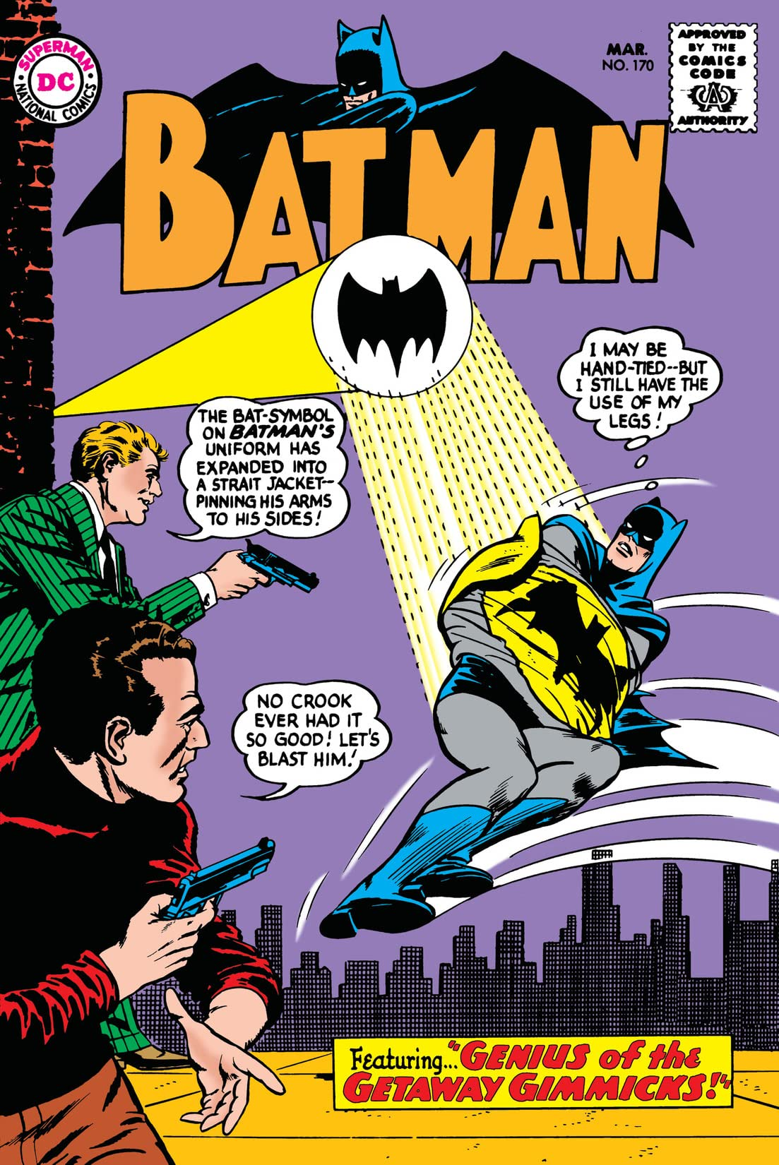 Batman (1940-2011) #170