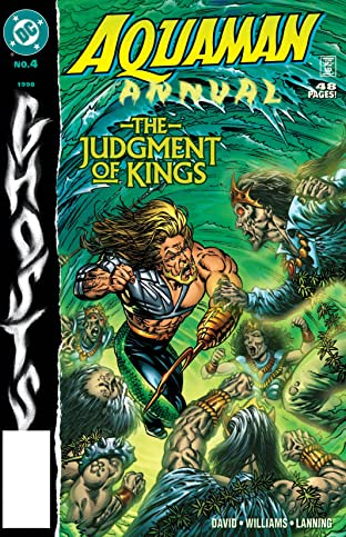 Aquaman (1994-2001): Annual #4
