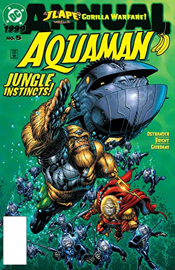 Aquaman (1994-2001): Annual #5
