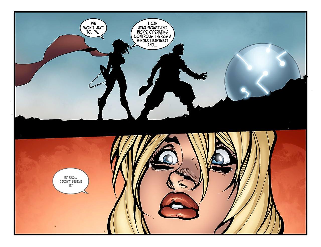 Ame-Comi IV: Power Girl #3