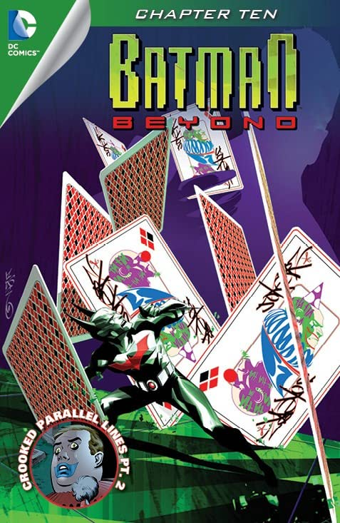 Batman Beyond (2012-2013) #10