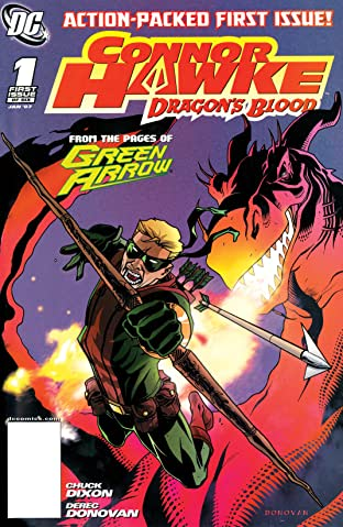 Connor Hawke: Dragon's Blood (2007) No.1