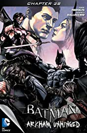 Batman: Arkham Unhinged #38