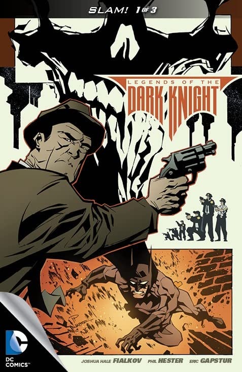 Legends of the Dark Knight (2012-) #11