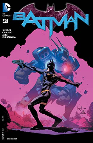 Batman (2011-) #45