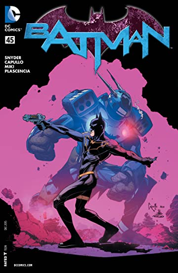 Batman (2011-2016) #45