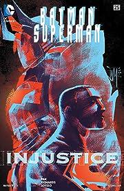 Batman/Superman (2013-2016) #25
