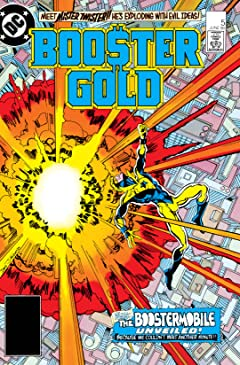 Booster Gold (1986-1988) No.5
