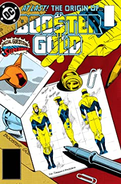 Booster Gold (1986-1988) No.6