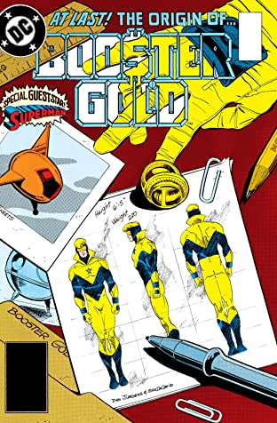 Booster Gold (1986-1988) #6