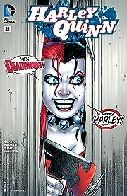 Harley Quinn (2013-2016) #21
