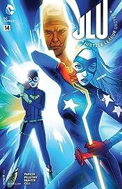 Justice League United (2014-2015) #14