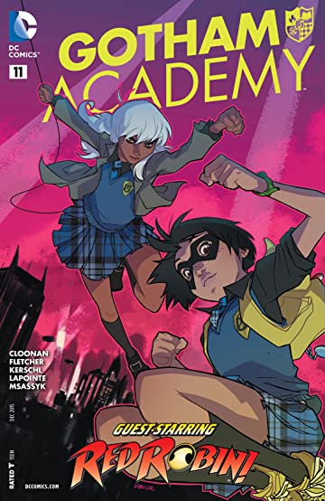 Gotham Academy (2014-) #11
