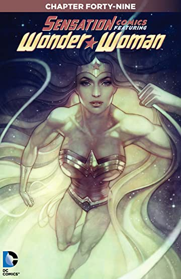 Sensation Comics Featuring Wonder Woman (2014-2015) #49