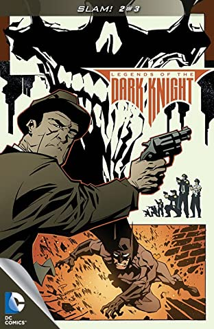 Legends of the Dark Knight (2012-2015) #12