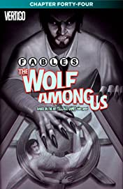 Fables: The Wolf Among Us #44