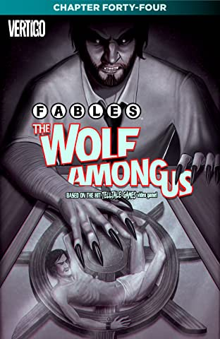Fables: The Wolf Among Us (2014-) #44