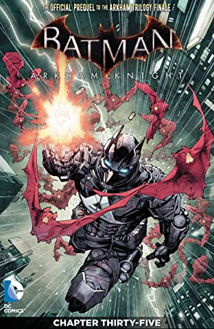 Batman: Arkham Knight (2015-2016) #35