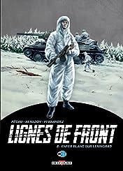 Lignes de Front Vol. 8: Enfer blanc sur Leningrad