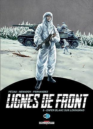Lignes de Front Tome 8: Enfer blanc sur Leningrad