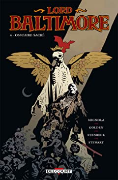 Lord Baltimore Tome 4: Ossuaire sacré