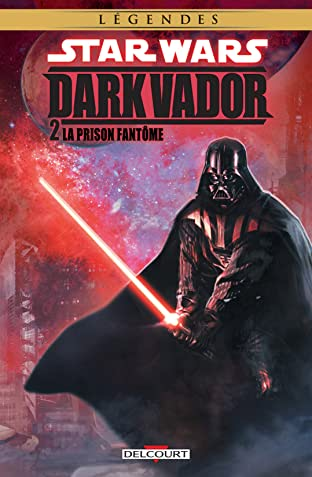 Star Wars - Dark Vador Tome 2: La Prison fantôme