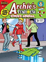 Archie's Funhouse Comics Double Digest #19