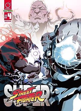 Super Street Fighter #4