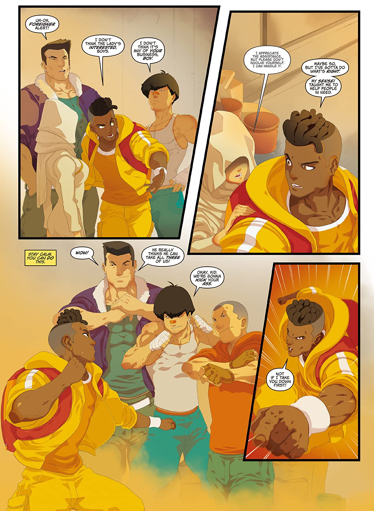 Super Street Fighter #5