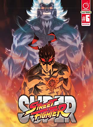 Super Street Fighter #6