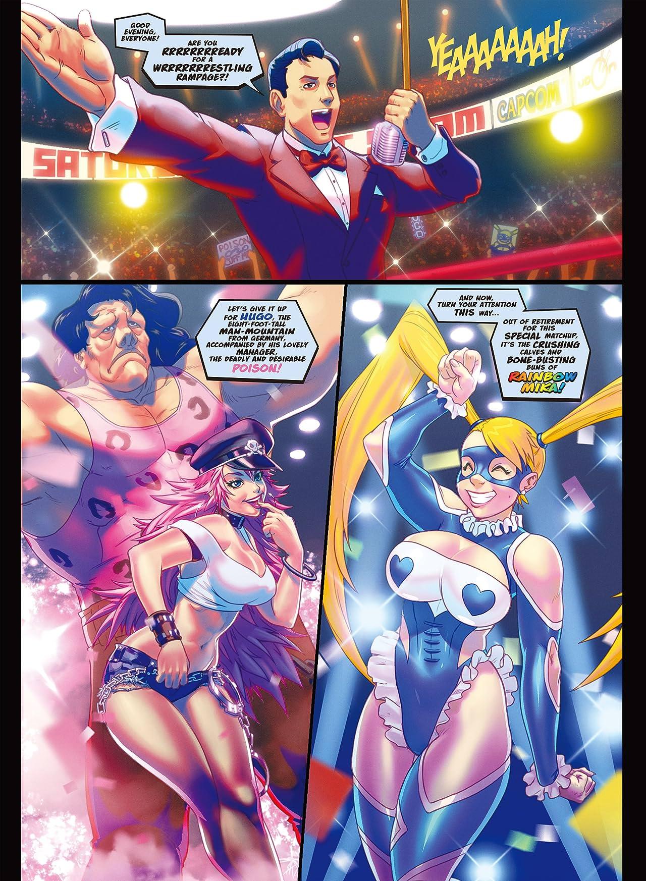 Super Street Fighter #6