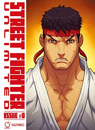 Street Fighter Unlimited #0
